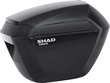 Shad D0b23100 Side Cases Sh23 By Black One Size Auto