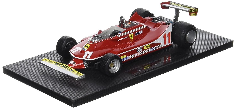 GP Replicas – GP002 – Ferrari 312 T4 – World Champion 1979 – Echelle 1/18 – Rot