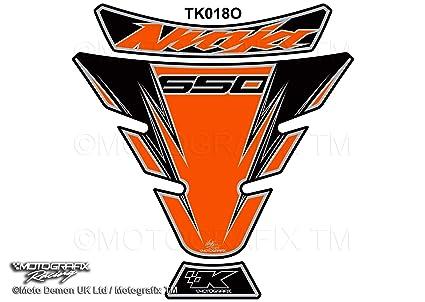 Kawasaki Ninja 650/650R 2006 - 2014 naranja motocicleta ...