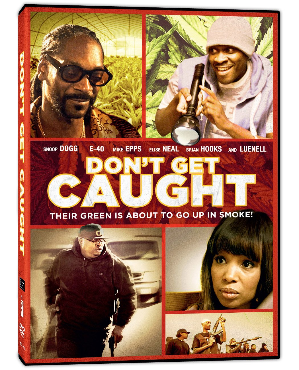 Amazon com: Don't Get Caught: Mike Epps, Elise Neal, Luenell
