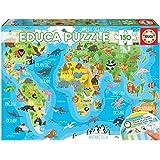 Educa Borrás- Cuerpo Humano Puzzle Educativo, Multicolor, Talla ...