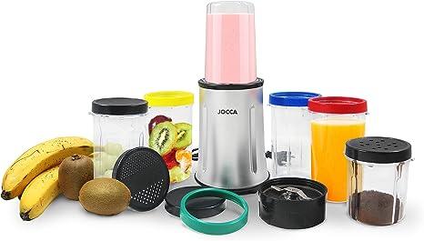 Jocca 5582 Robot multifunción, color plato, 300 W, Plástico: Amazon.es: Hogar
