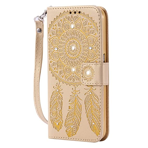 Amazon.com: The rest of my life Luxury Wallet Leather Phone ...