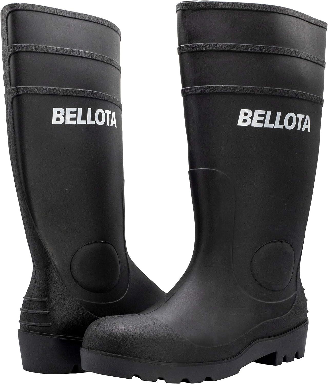 Bellota 72243-44 S5 Botas PVC, Negro, 44