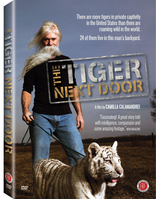 DVD : Dennis Hill - The Tiger Next Door (Widescreen)