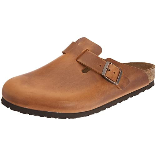 Birkenstock Boston Smooth Leather