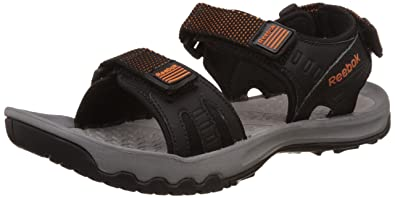 Reebok Unisex Adventure Serpant Lp Mesh Sandals and Floaters Men's Fashion Sandals at amazon