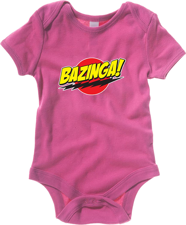 Bazinga B/éb/é Body Body