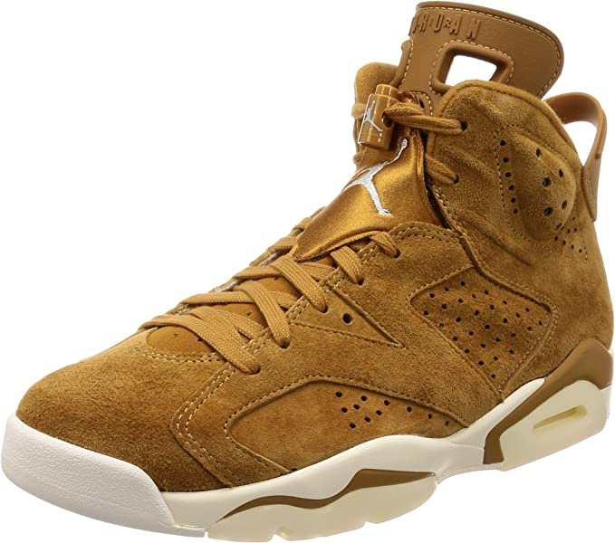 meet 8d9ff 0056b Air Jordan 6 Retro  quot Golden Harvest   Wheat quot  ...