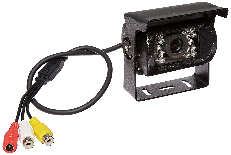 NEEWER 1/4' CMOS 18-LED IR 380L NTSC Car Rear View Camera for Bus/Ttruck/RV/ini-Van, High-definition Wide Viewing Angle Waterproof Dustproof NEEWN 53064249