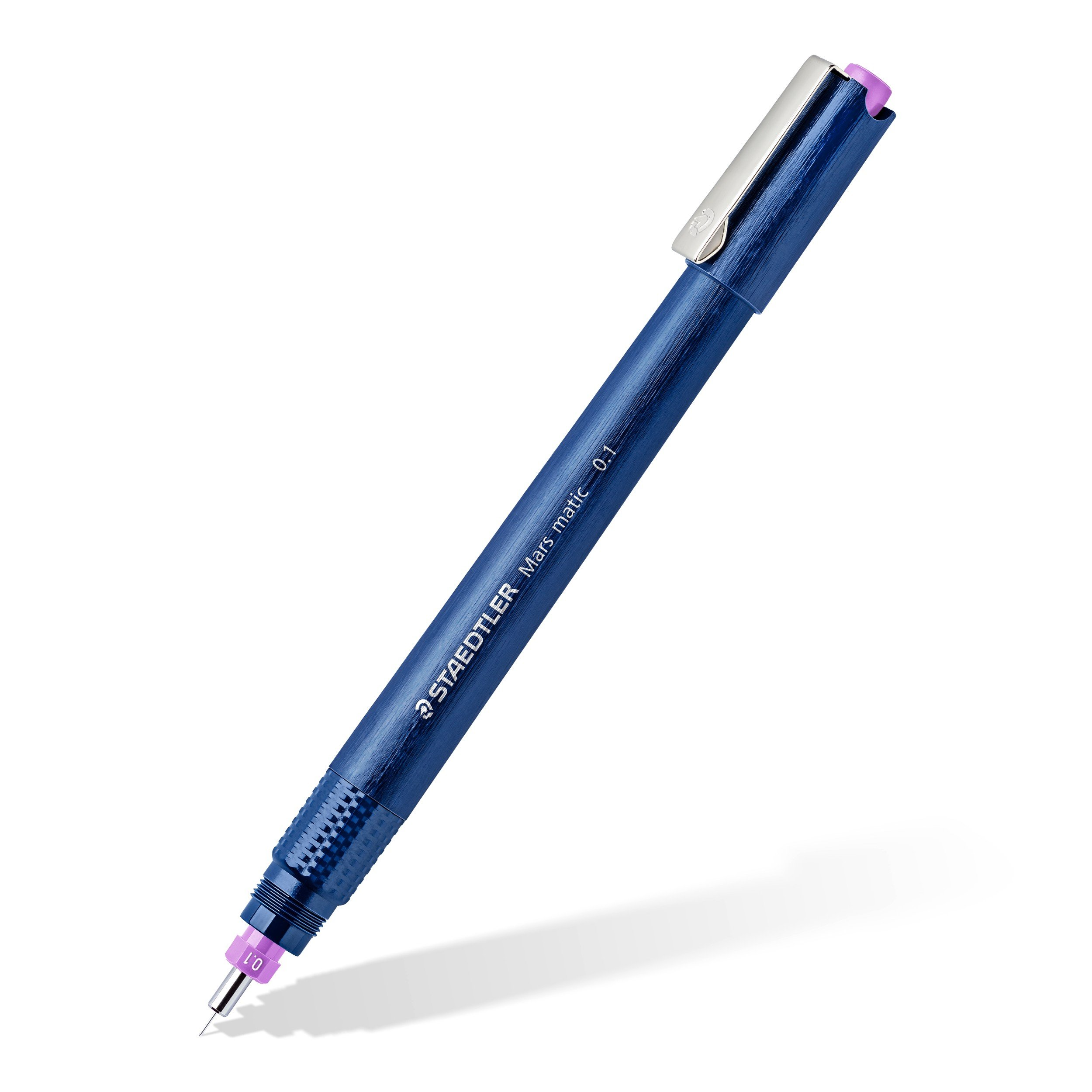 Staedtler Mars Matic 700 Technical Pen with Tubular Tip - 0.1 mm by STAEDTLER