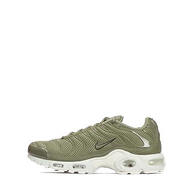 new concept f9384 60045 Nike Air Max Plus Breeze TN1 Tuned Men s Shoes, Green (Trooper Trooper