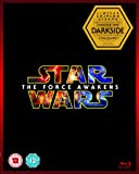 Star Wars: The Force Awakens (Limited Edition Dark Side Artwork Sleeve) [Blu-ray ] [2015]