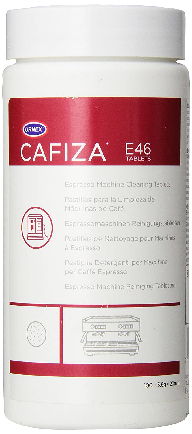 Urnex Cafiza Espresso Machine Cleaning Tablets Urnex Cafiza 12-E46-UX100