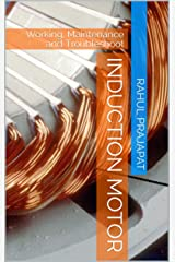Induction Motor: Working, Maintenance and Troubleshoot (IM Book 1) Kindle Edition