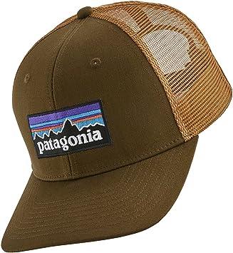 Patagonia P-6 Logo Trucker Gorra, Unisex Adulto
