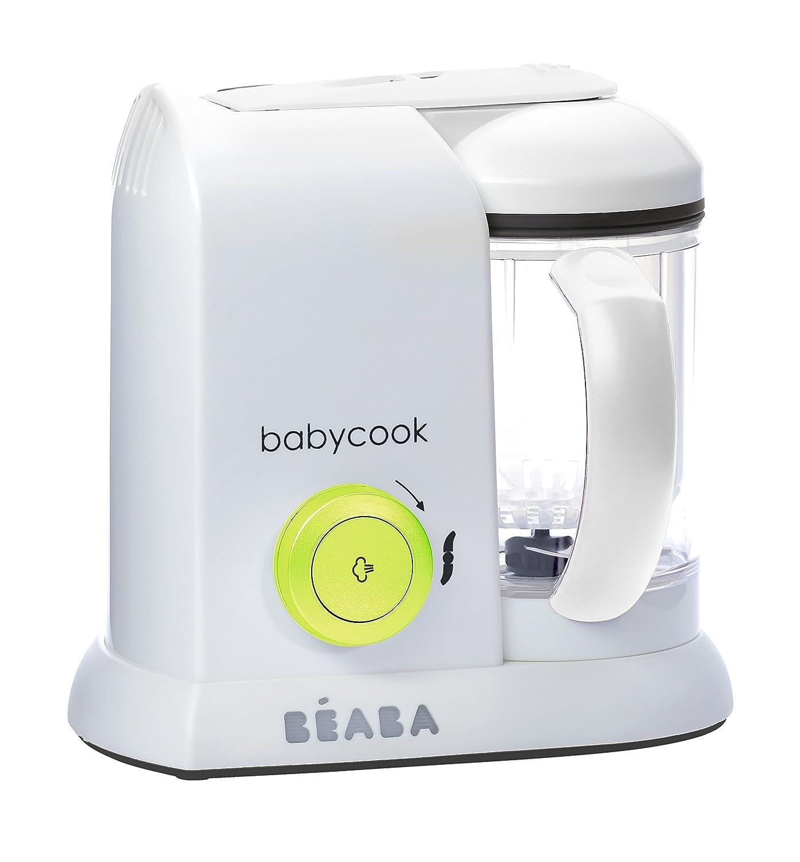 BÉ ABA Babycook Solo Neon - Kü chenmaschine 4-in-1 (IMPORT UK) BÉABA 912501