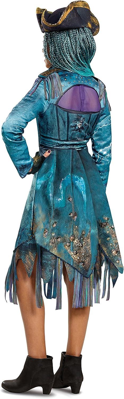 Girls Descendants 2 Uma Deluxe Costume