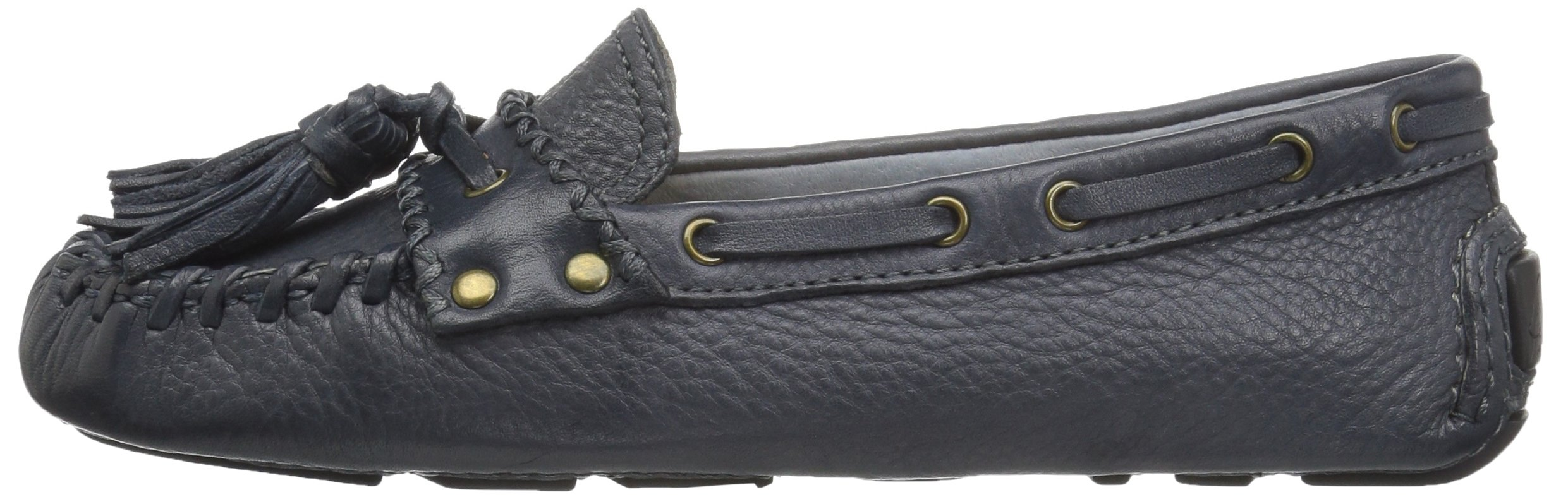 Patricia Nash Women's Domenica Driving Style Loafer, Oxford Blue, 37.5 B US by Patricia Nash (Image #5)