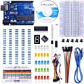 147-Pieces UNIROI UNO Arduino Starter Kit