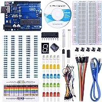 147-Pieces UNIROI UNO Arduino Starter Kit