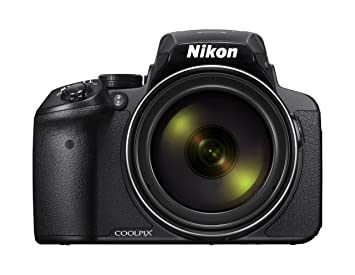 Nikon COOLPIX P900 Digital Camera with 83x Optical Zoom and Built-In Wi-Fi(Black) Point & Shoot Digital Cameras at amazon