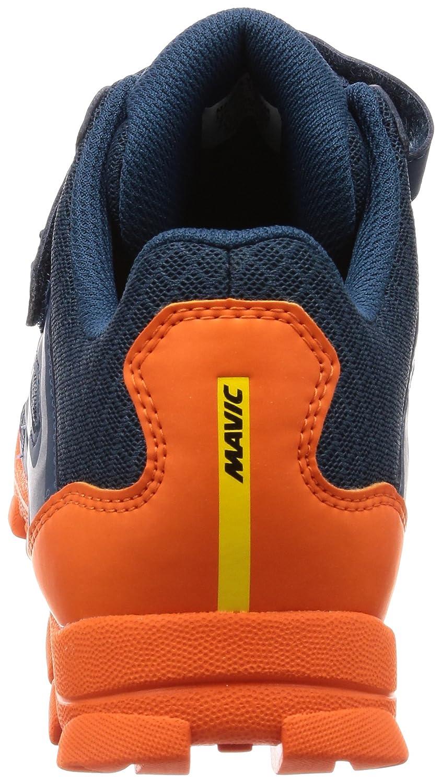 Mavic Crossride - Zapatillas Hombre - Naranja/Azul Talla del Calzado UK 11 | EU 46 2018: Amazon.es: Deportes y aire libre