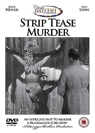 Classic dvd strip tease