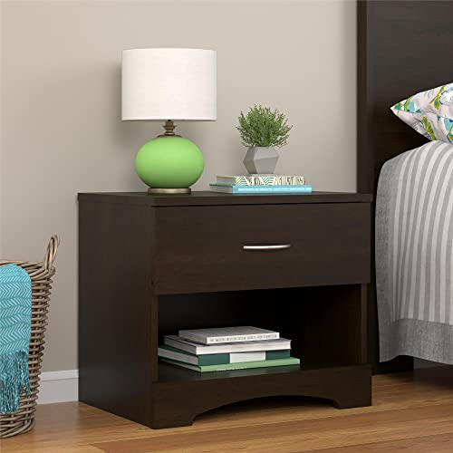 Ameriwood Home Crescent Point Nightstand