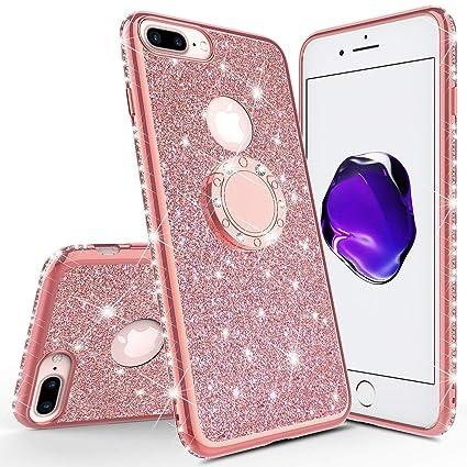 Silicone Cover iPhone 6S Diamante