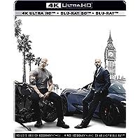 Fast & Furious Presents: Hobbs & Shaw (Steelbook) (4K UHD + Blu-ray 3D + Blu-ray) (3-Disc)