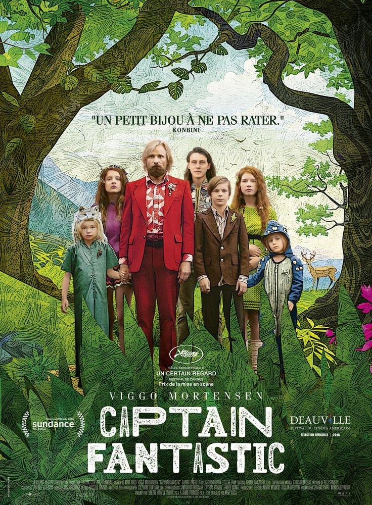 Le Cinéma indépendant américain - Coffret : Captain Fantastic ...