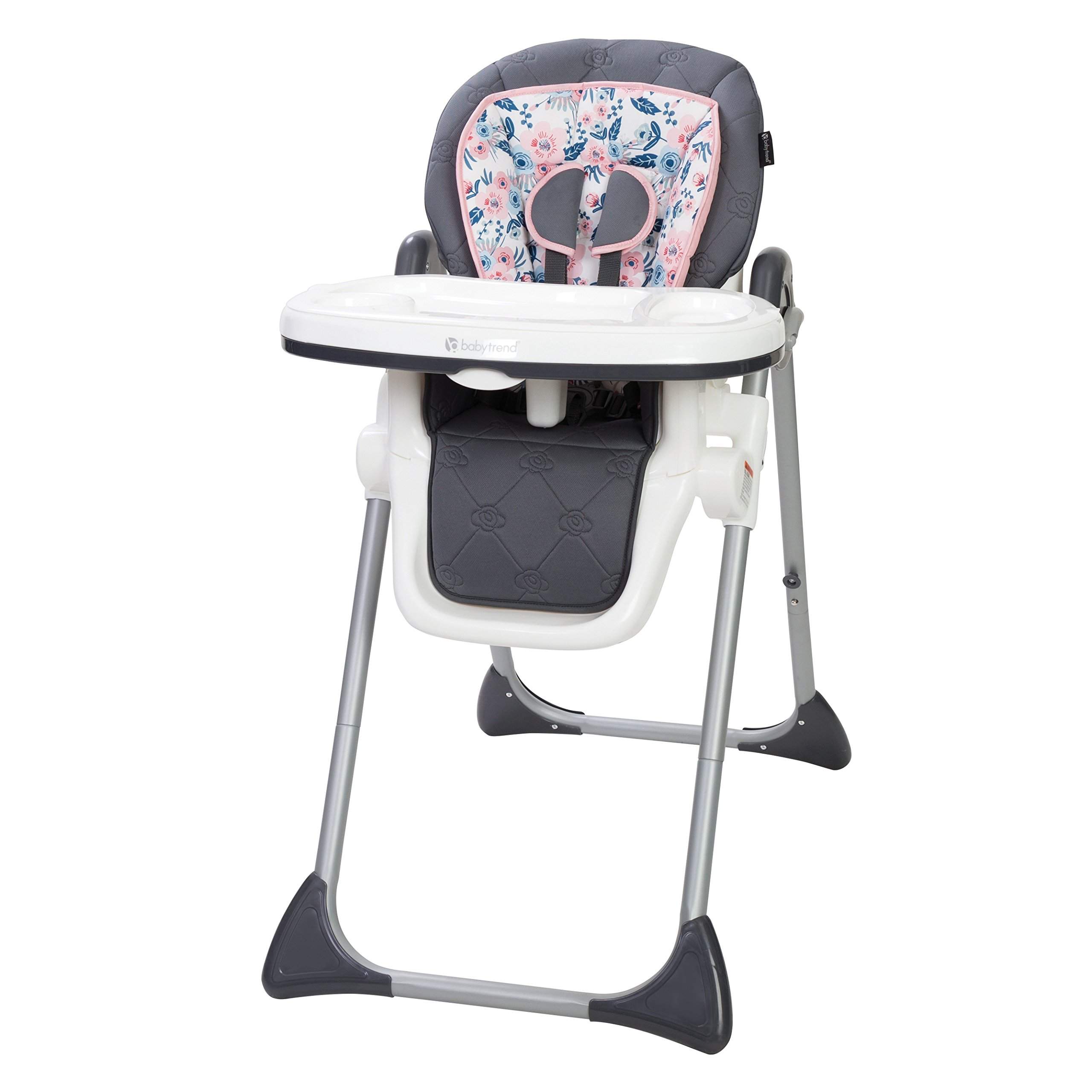 Baby Trend Tot Spot High Chair, Bluebell by Baby Trend