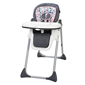 Baby Trend Tot Spot High Chair, Bluebell