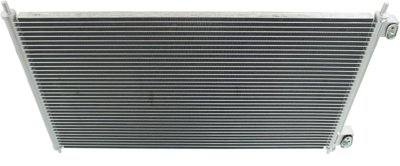 Kool Vue KVAC4898 A//A//C Condenser 1998-02 Honda Accord//1999-03 Acura TL 6Cyl