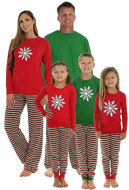 Com Sleepytimepjs Family Matching Sleepwear Knit Striped Pajamas Pj Sets Clothing