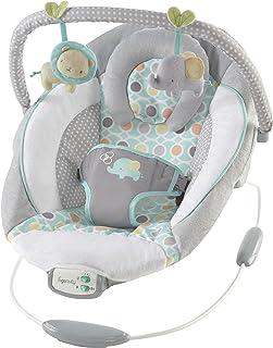 Comfort & Harmony Cradling Bouncer in Cozy Kingdom Ingenuity 60216
