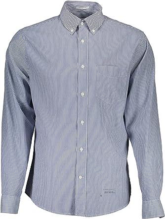 GANT 1801.3083032 - Camisa de manga larga para hombre: Amazon.es: Ropa y accesorios