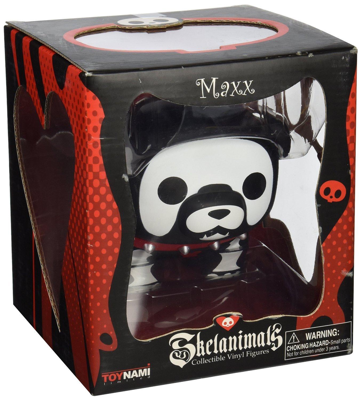 Toynami Skelanimals Maxx Vinyl Figure - Bulldog [並行輸入品] B014RH93GS