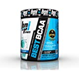 BPI Sports Best BCAA Powder, Blue Raspberry, 10.58 Ounce
