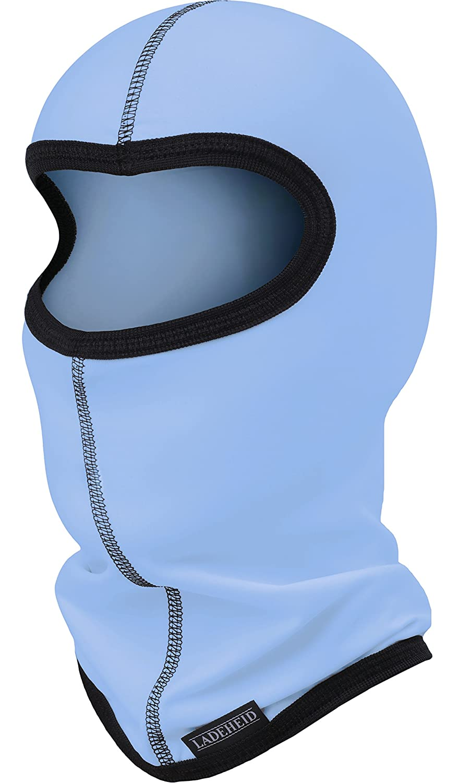 Ladeheid Kinder Thermoaktiv Sturmhaube Blau