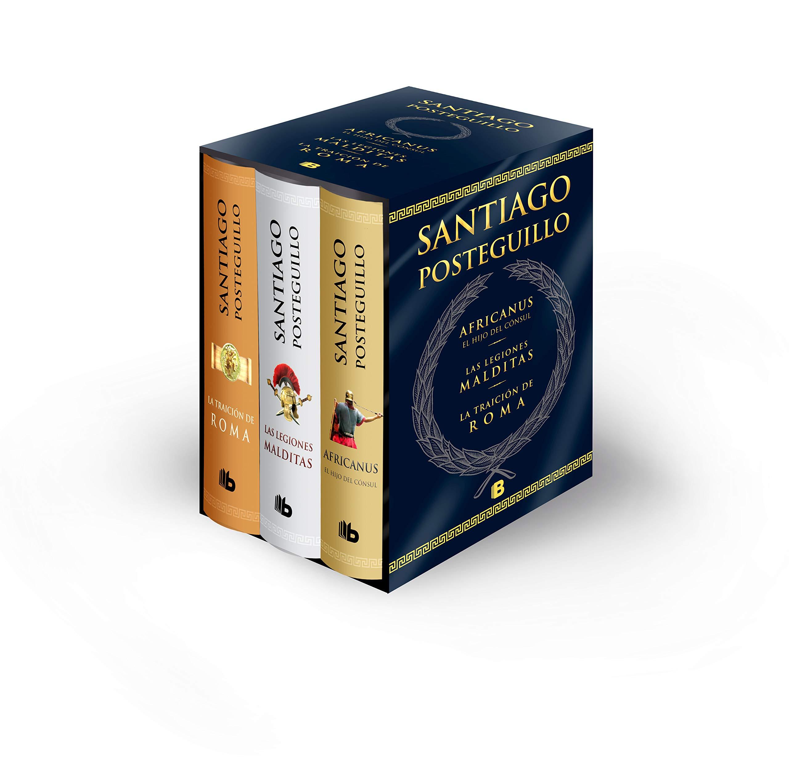 Trilogía Africanus: Edición estuche: El hijo del cónsul ...