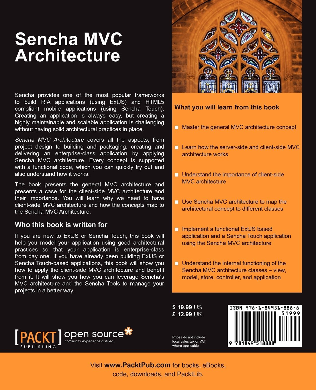 Sencha MVC Architecture: Amazon.es: Ajit Kumar: Libros en ...