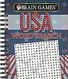 Brain Games® USA Word Search