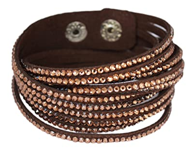 product multi wrap bracelet chain bead products chloe isabel and