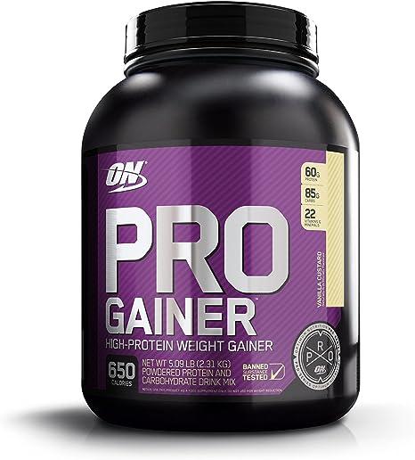 Optimum Nutrition Pro Complex Gainer Vanilla 2270g