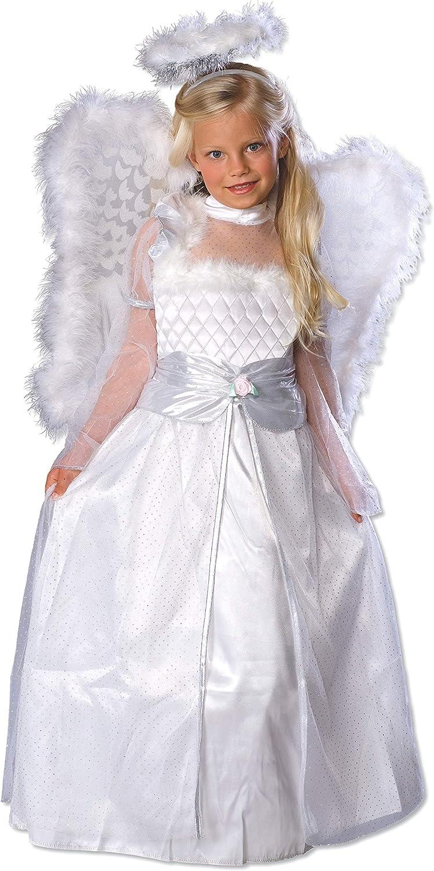 Rubies Rosebud Angel Child Costume, Medium, One Color 81IXXrd6sxL