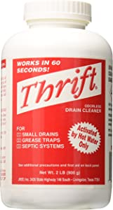 Thrift Marketing GIDDS-TY-0400879 Drain Cleaner 2 lb