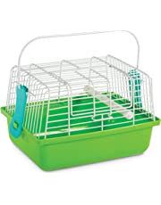 Prevue Hendryx SP1304GREEN Pet Products Travel Cage for Birds and Small Animals, Green