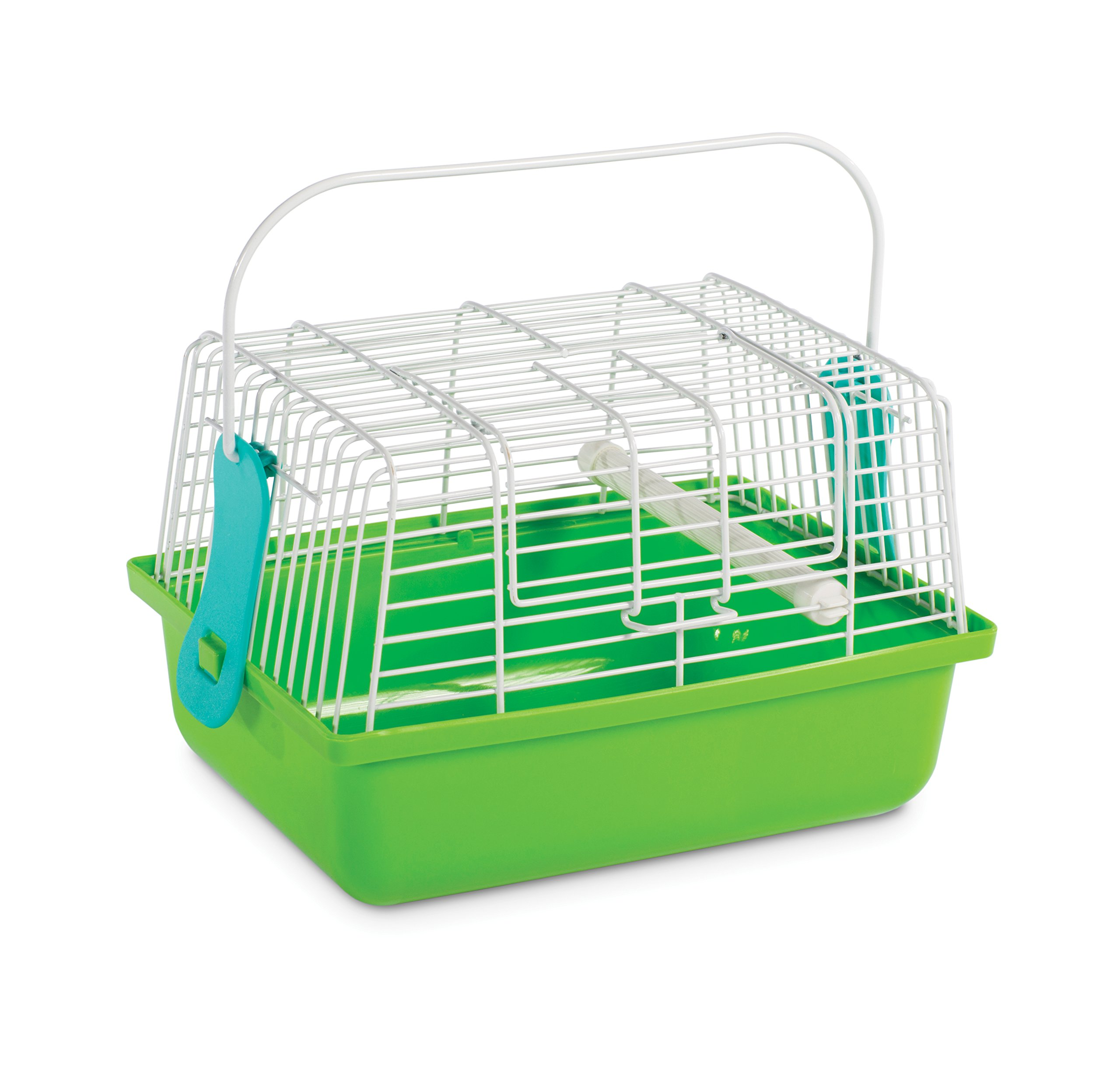 Prevue Pet Products Travel Cage for Birds and Small Animals, Green by Prevue Pet Products